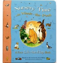 Nursery Time with Winnie-the-Pooh