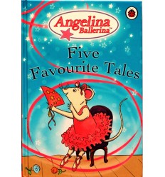 Angelina Ballerina - Five Favourite Tales