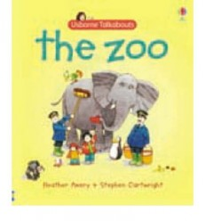 The Zoo (Usborne Talkabouts)