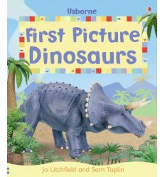 First Picture Dinosaurs (First Picture Books)