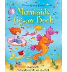 Mermaids Jigsaw Book