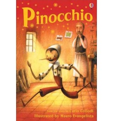 Pinocchio (Young Reading CD Packs)