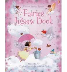 Usborne Fairies Jigsaw Book