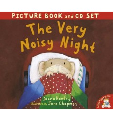 The Very Noisy Night (Book & CD)