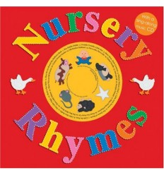 Nursery Rhymes (Book & CD)