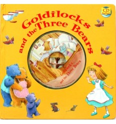Goldilocks and the Three Bears (Book & CD)