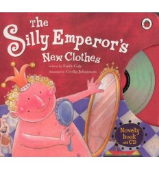 The Silly Emperor's New Clothes (Book & CD)