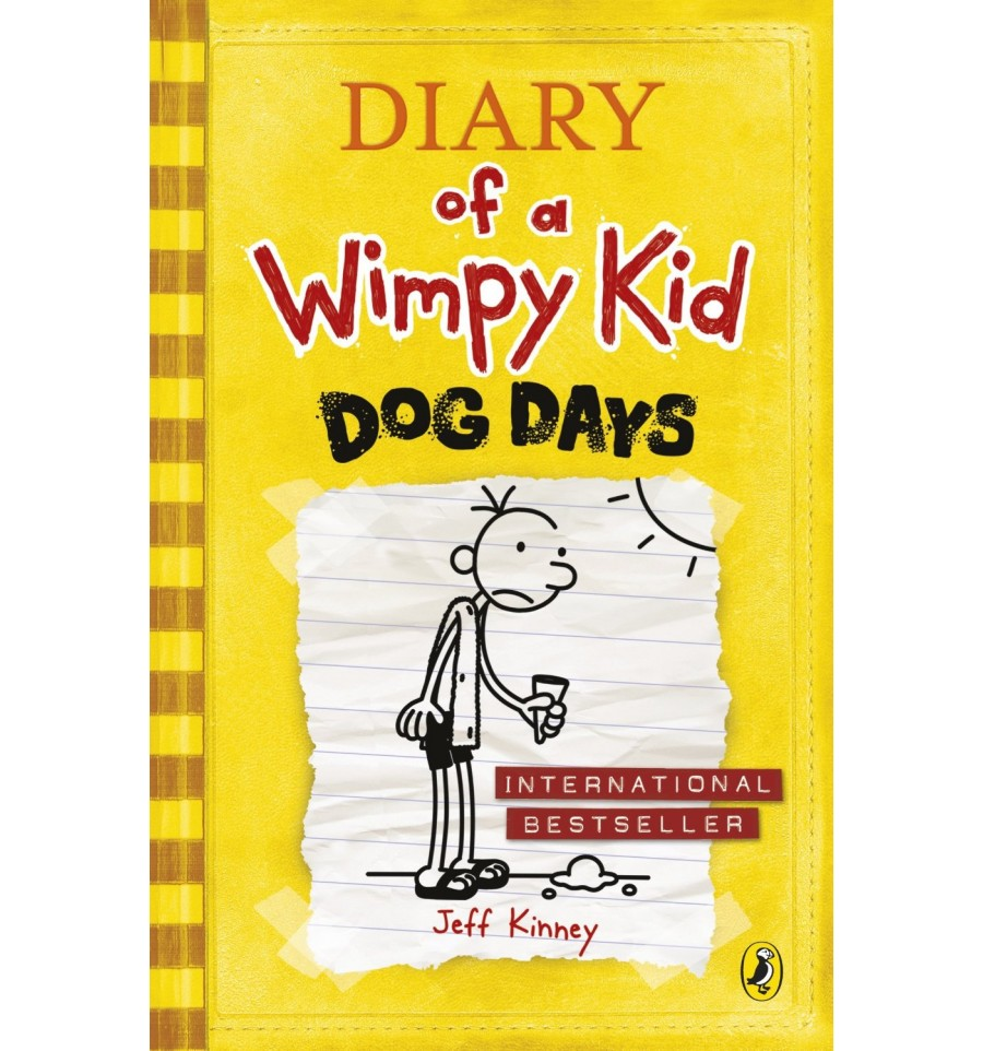 diary of a wimpy kid book 4 pdf