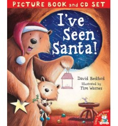 I've Seen Santa! (Book & CD)