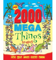 2000 Mega Things to Spot