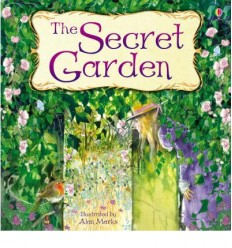 The Secret Garden (Usborne Picture Storybooks)