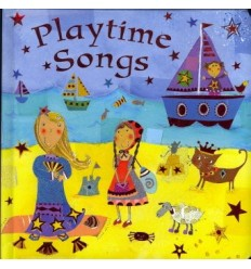 Playtime Songs! (Sparkly Padded)
