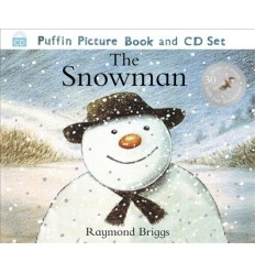 The Snowman (Book & CD)