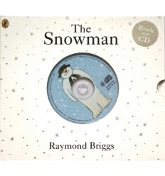 The Snowman (Book & CD in a Case Cover)