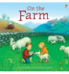On the Farm (Usborne Picture Books)