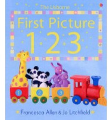 First Picture 123 Book