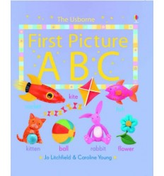 First Picture ABC Book