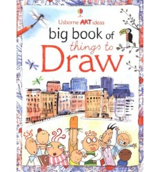 Big Book of Things to Draw (Usborne Activities)