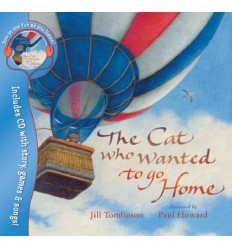 The Cat Who Wanted to Go Home (Book & CD)