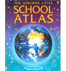 The Usborne Little School Atlas