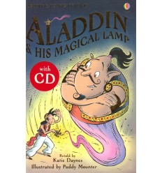Aladdin and His Magical Lamp (Usborne Young Reading CD Packs)