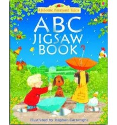 Farmyard Tales - ABC Jigsaw Book