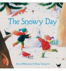 The Snowy Day (Usborne Picture Books)