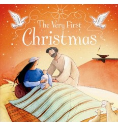 The Very First Christmas (Usborne Picture Books)