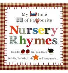 My Bedtime Book of Favourite Nursery Rhymes