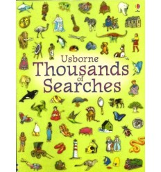 Thousands of Searches (Usborne Great Searches)