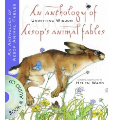Aesop's Fables (Book & CD)