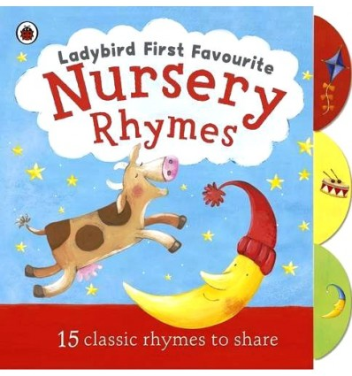 favorite nursery rhymes ten - 398×425