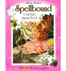 Shirley Barber's Spellbound - A Fairytale Jigsaw Book