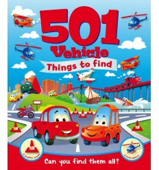 501 Vehicle Things to Find