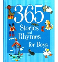 365 Stories and Rhymes for Boys