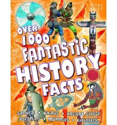 Over 1000 Fantastic History Facts