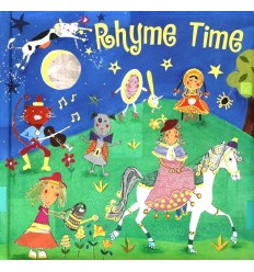 Rhyme Time! (Sparkly Padded)