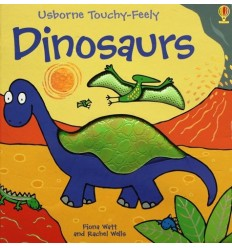 Dinosaurs (Touchy Feely Board Book)