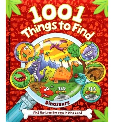 Dinosaurs - 1001 Things to Find