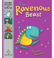 Ravenous Beast (Book & DVD)