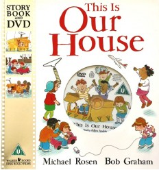 This is our house (Book & DVD)