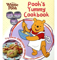 Pooh's Yummy Cookbook (Winnie the Pooh)