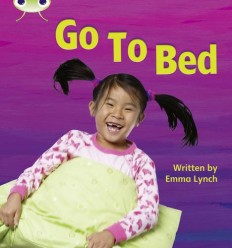 Go to Bed (Phonics Bug)