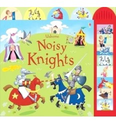 Noisy Knights (Usborne Noisy Board Books)