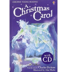 A Christmas Carol (Usborne Young Reading CD Packs)