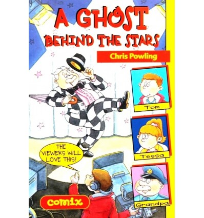 A Ghost Behind the Stars (Comix)