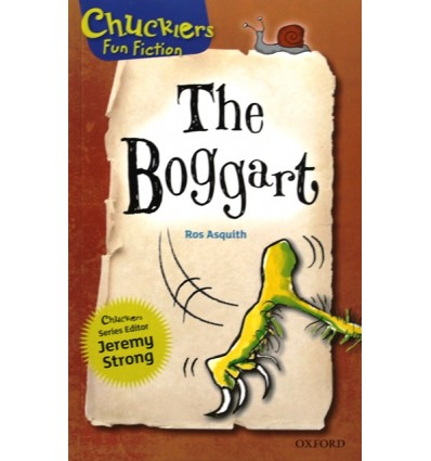 The Boggart (Oxford Reading Tree Chucklers: Level 14