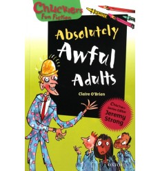 Absolutely Awful Adults (Oxford Reading Tree Chucklers: Level 14)