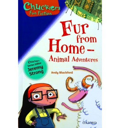 Fur from Home - Animal Adventures (Oxford Reading Tree Chucklers: Level 13)
