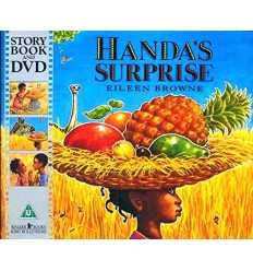 Handa's Surprise (Book & DVD)